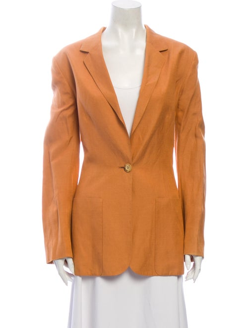 Hermès Silk Blazer