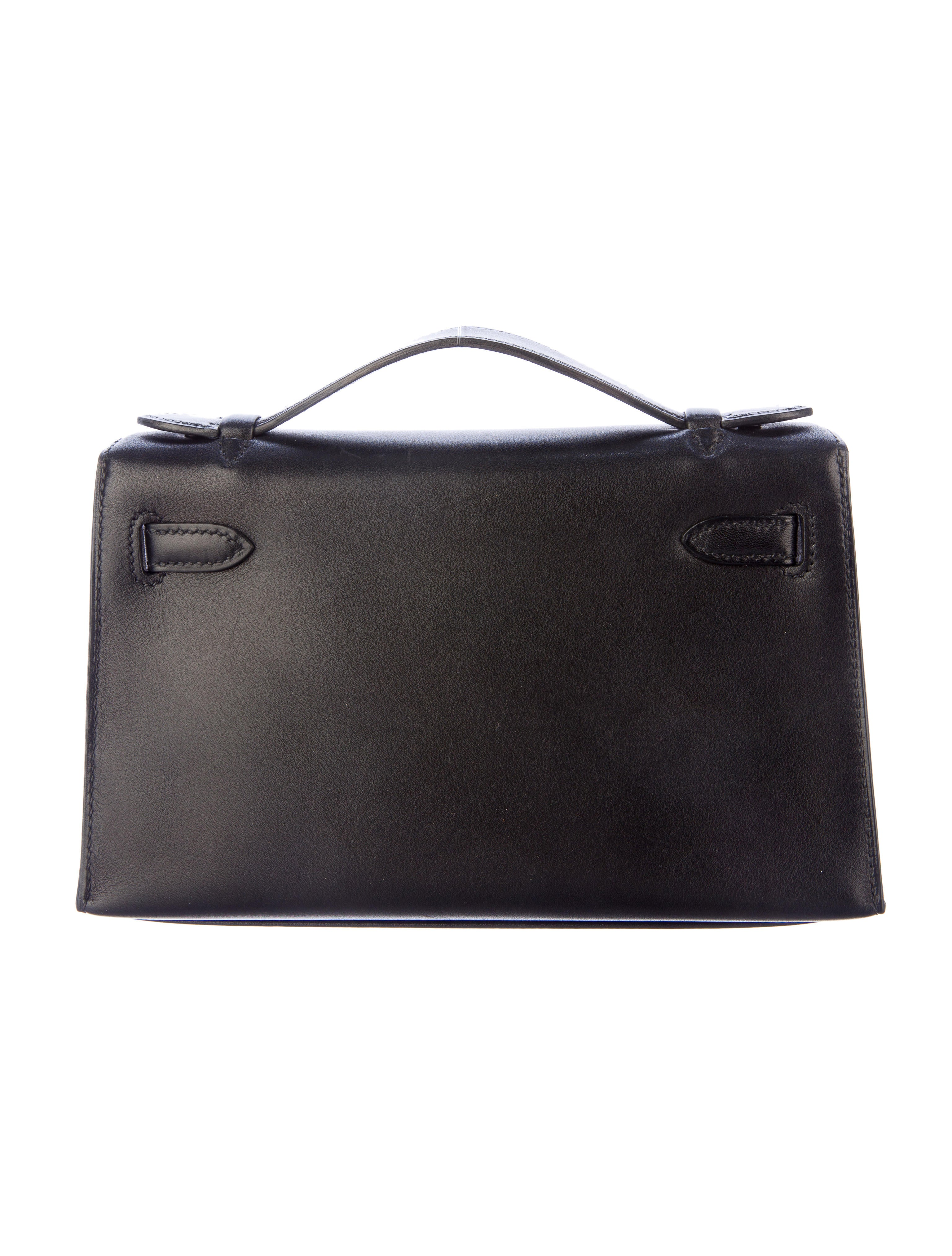 bdea1b0b73 ... coupon code for hermès kelly pochette handbags her30228 the realreal  bcb86 f3a28 discount code for hermes kelly pochette price ...