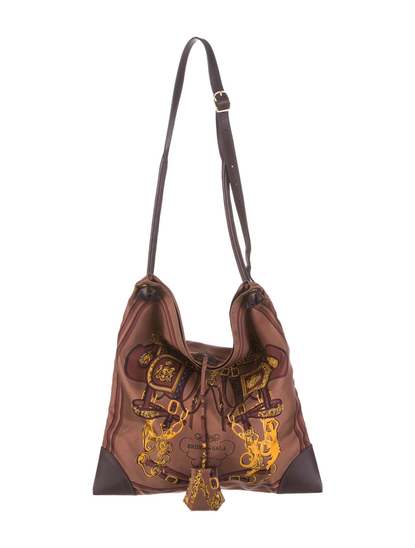 2ac98d389dd4 Hermès Silky City Bag - Handbags - HER31453