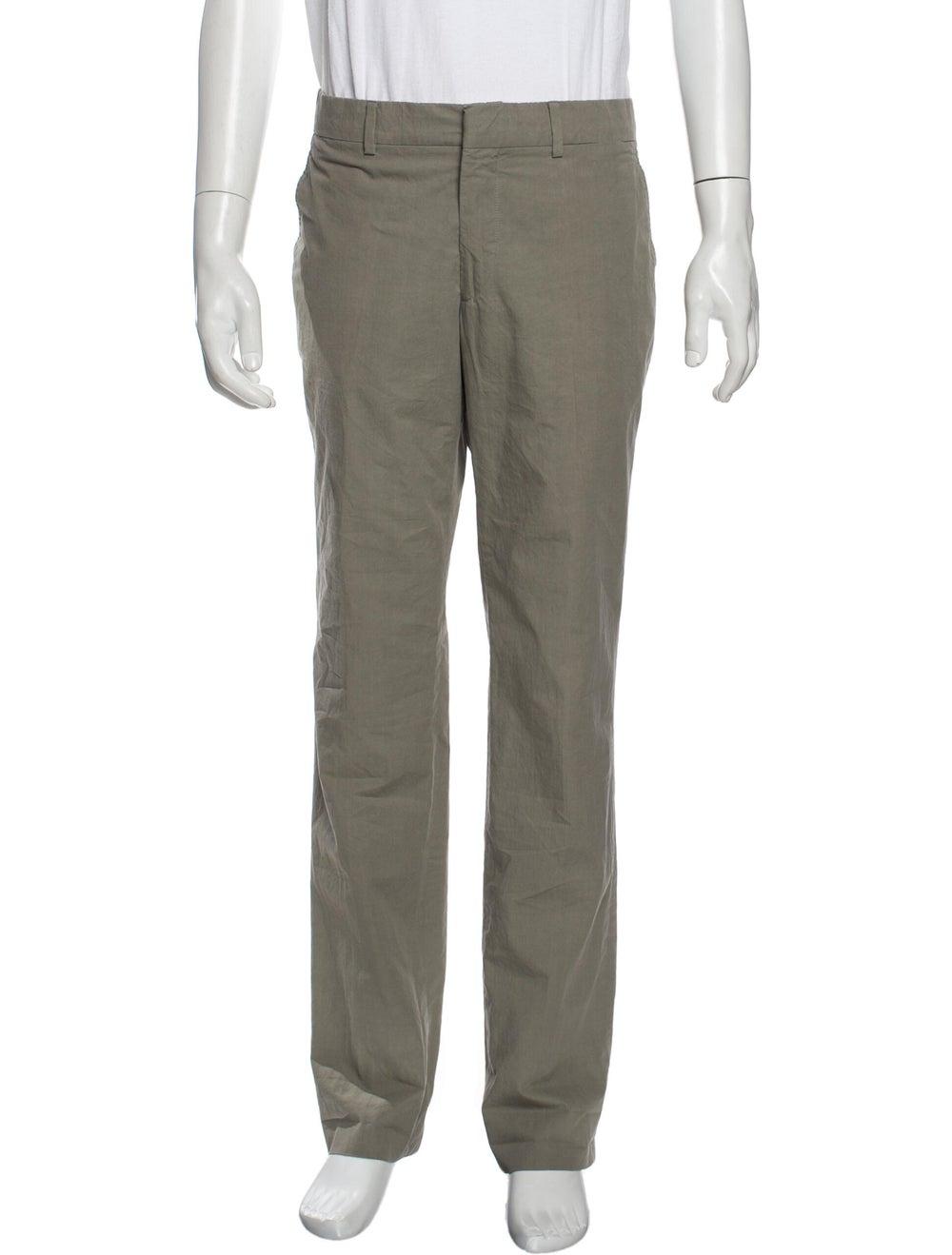 Hermès Pants Green - image 1