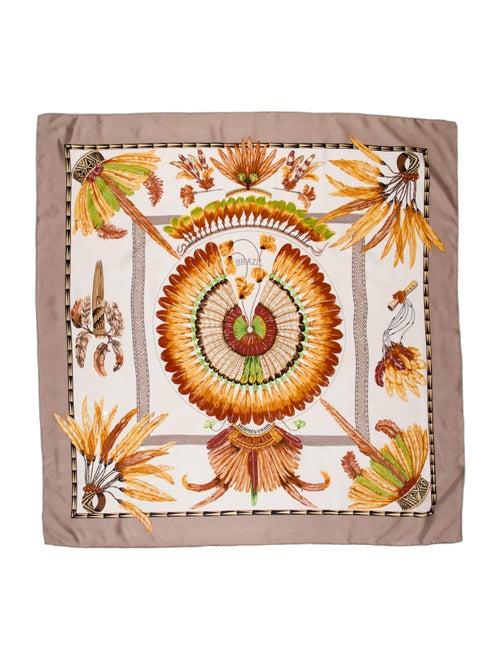 Hermès Brazil Silk Scarf