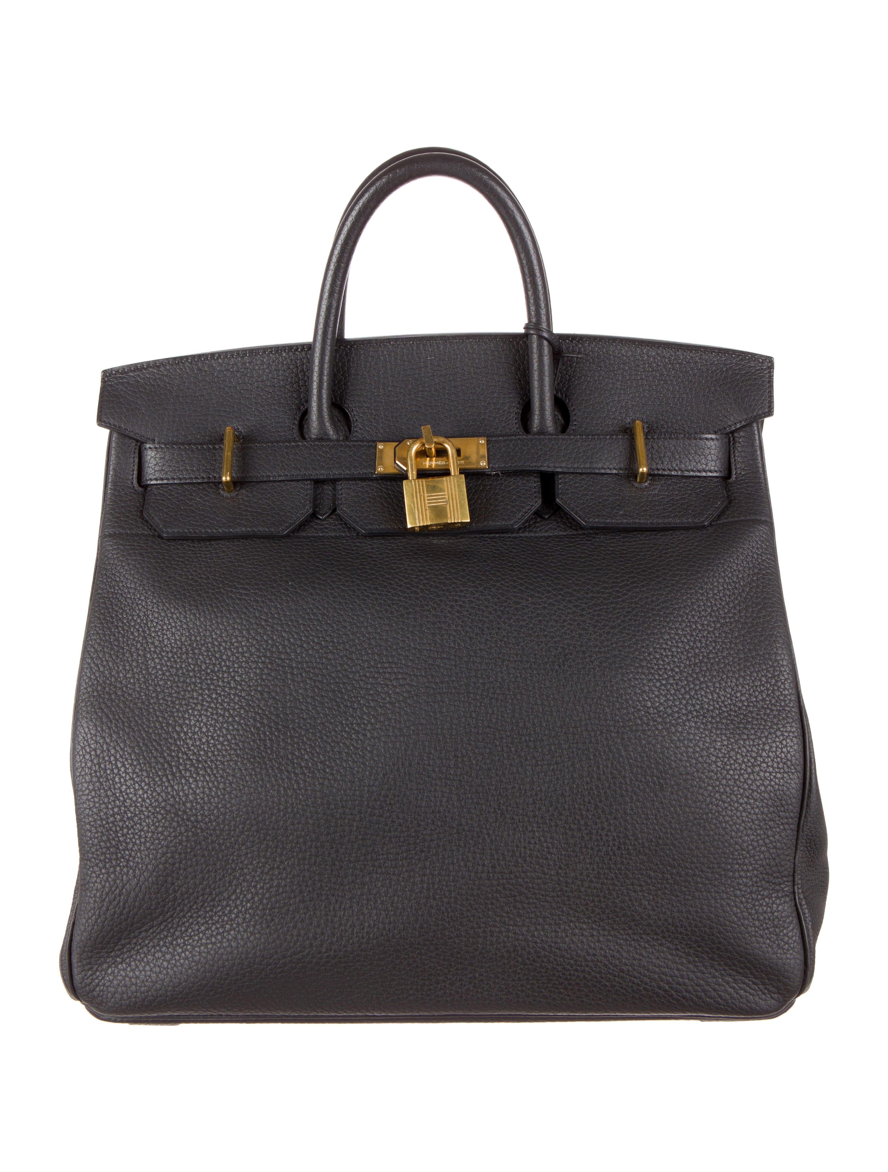 4363577ddf ... order hermès birkin hac 40 handbags her36032 the realreal e9bdc b29e9