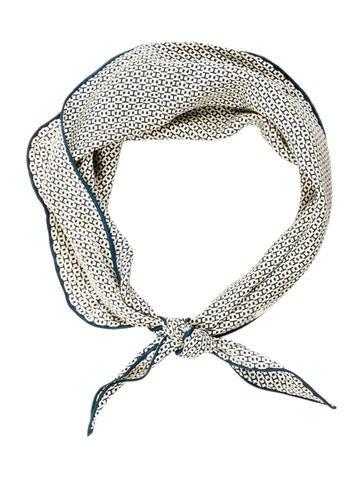 Silk Losange Scarf