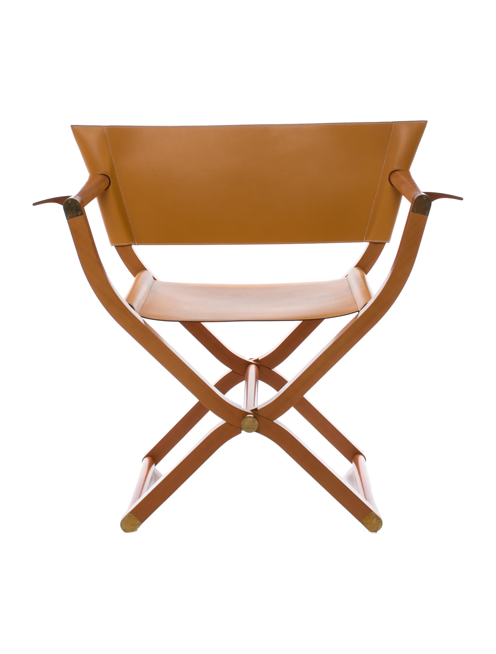 Charmant Leather Pippa Chair
