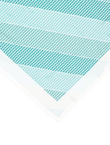 Logo Silk Scarf