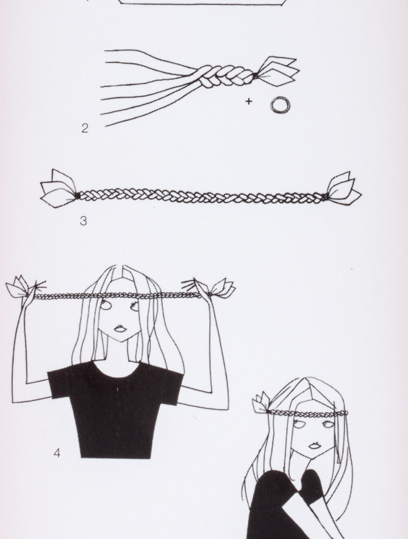 Herms Scarf Knotting Cards Accessories Her55550 The Realreal Tying Diagram