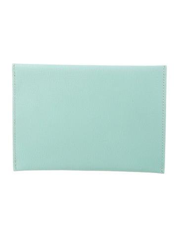 Chevre Mysore Envelope Pouch