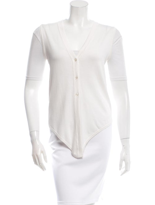 Hermès Sleeveless Knit Vest