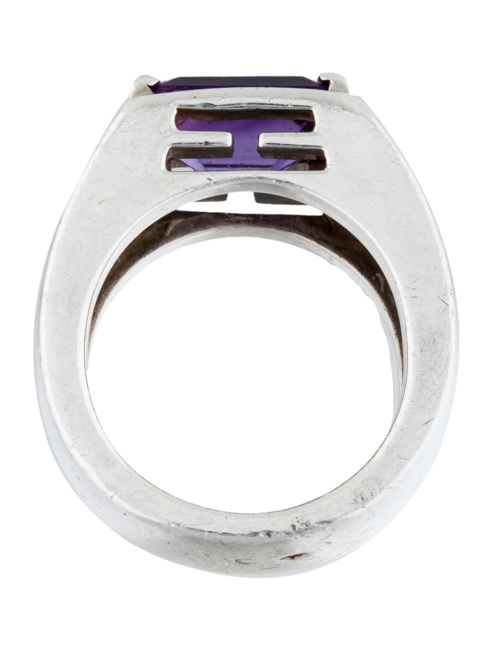 Hermes H Ring Real