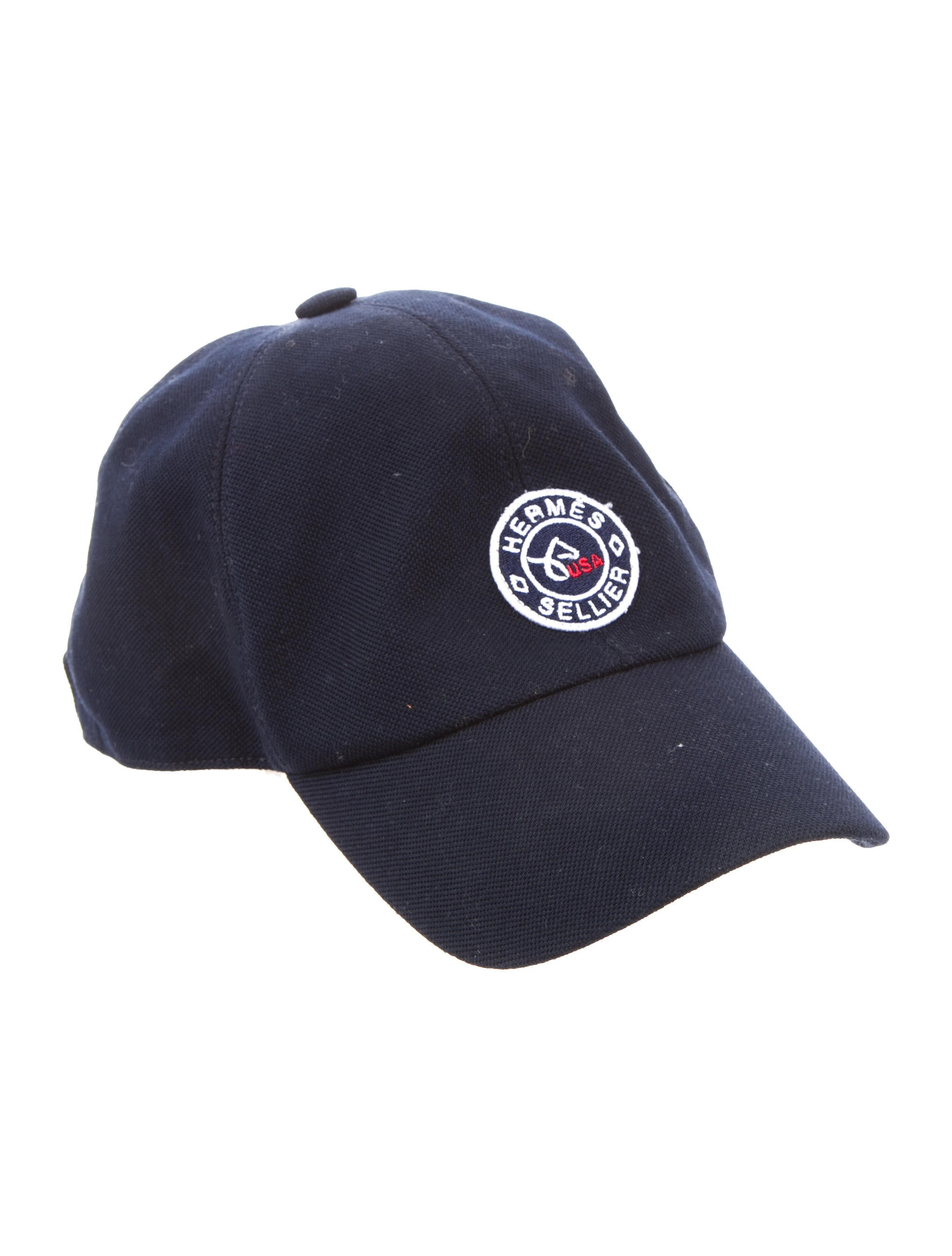 Hermès USEF Baseball Hat - Accessories - HER67709  c8b296b58ef