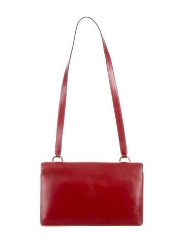 Vintage Sac Ring Shoulder Bag