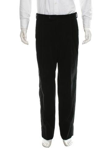 Hermès Straight-Leg Corduroy Pants None