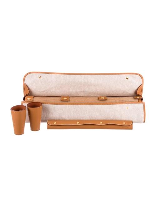 Hermès Leather Backgammon Set - Decor & Accessories - HER69130 | The