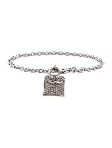 Hermès Birkin Charm Bracelet