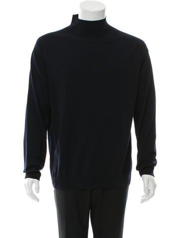 Hermès Wool Turtleneck Sweater None