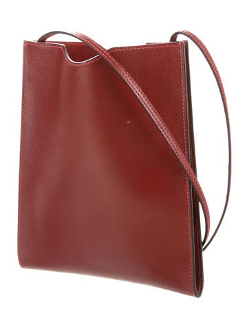 Leather Onimaitou Pochette