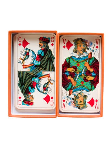 Herm s tarot playing cards decor and accessories for Decorative tarot cards