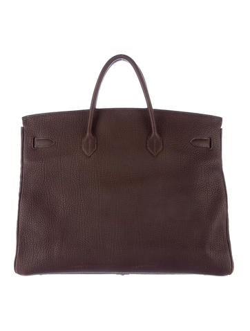 Fjord Soft Travel Birkin 50