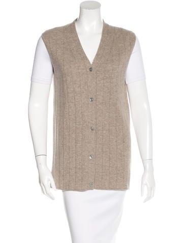 Hermès Cashmere Sweater Vest None