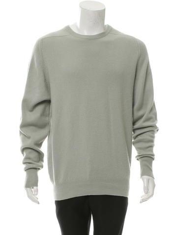 Hermès Pullover Crew Neck Sweater None