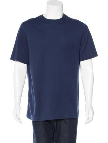 Hermès Woven Pique T-Shirt None