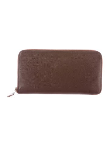 Hermès Epsom Silk'In Wallet