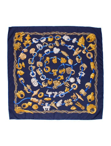Alliances Du Monde Silk Scarf