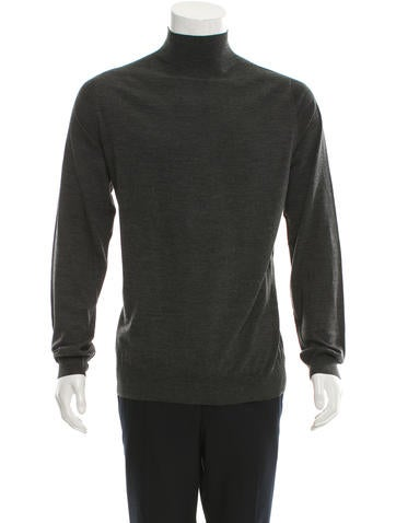 Hermès Wool Turtleneck Sweater None