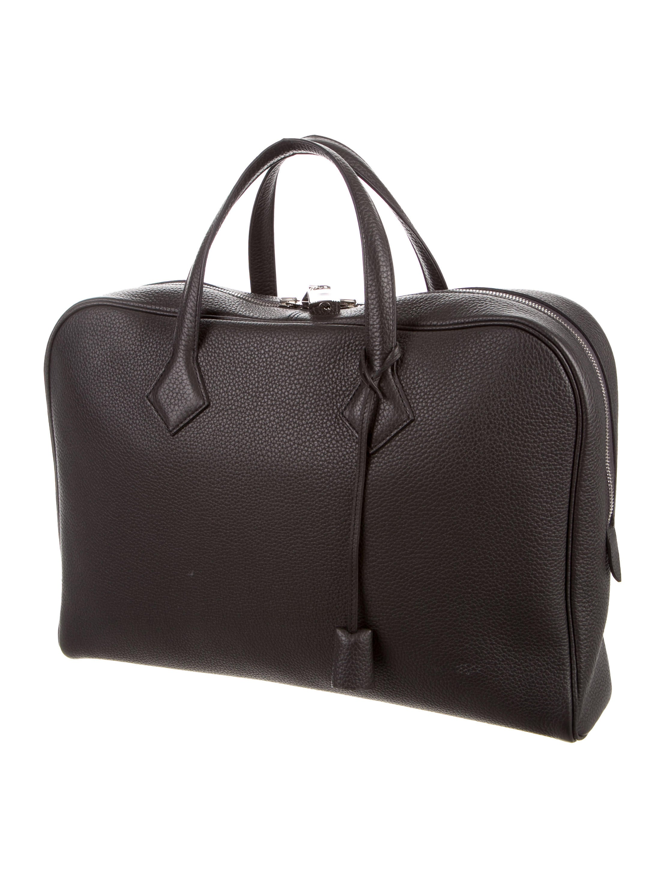 Hermès Victoria Ii 12h Briefcase Bags Her82172 The Realreal