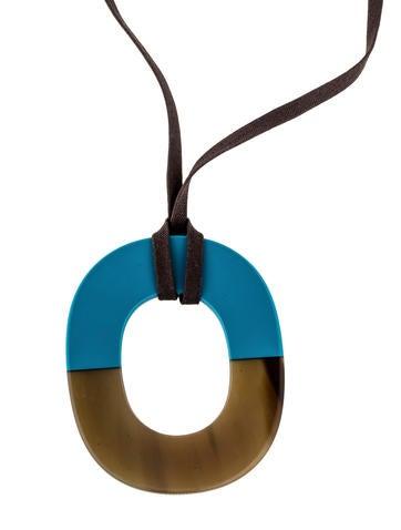 Hermès Isthme Pendant Necklace None