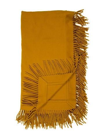 Hermes Blanket Living Room