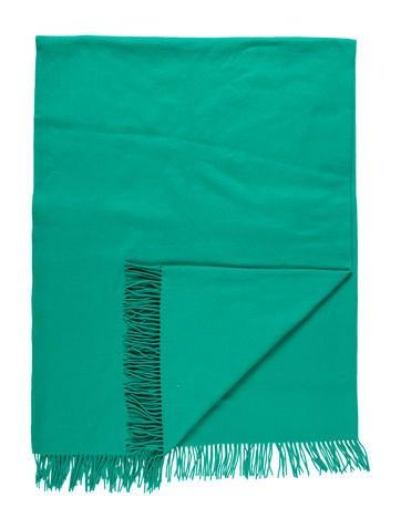 Hermès Cashmere Throw Blanket
