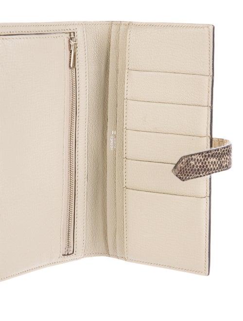6f834bba42fb Hermès Ombré Lizard Bearn Wallet - Accessories - HER84356
