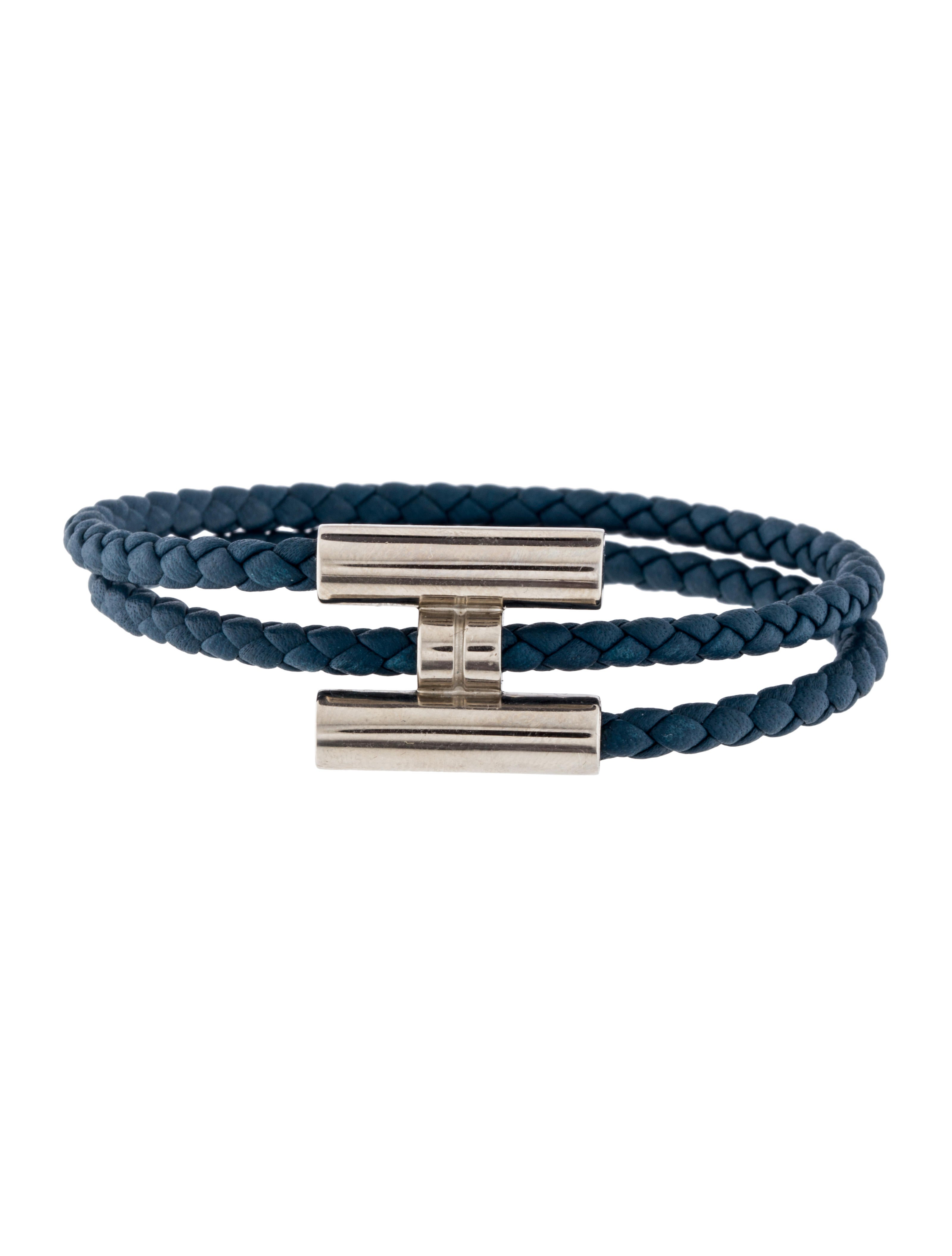 e3f6b7cb98b Hermès Tournis Tressé Bracelet - Bracelets - HER85179
