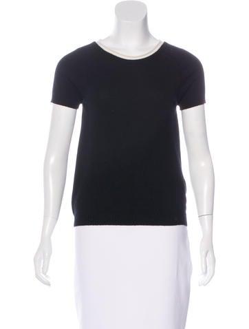 Hermès Colorblock Cashmere Top w/ Tags None