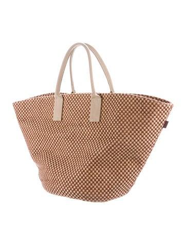 Basket Weave Tote