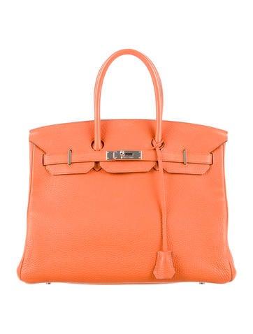Hermès Togo Birkin 35