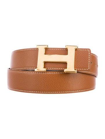Hermès Reversible 32mm H Belt Kit