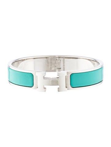 Hermès Narrow Clic Clac Bracelet