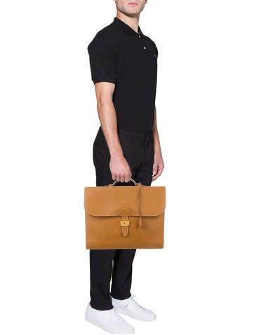 Sac A Depeches Briefcase