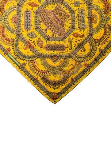Parures Des Maharajas Cashmere Silk Shawl