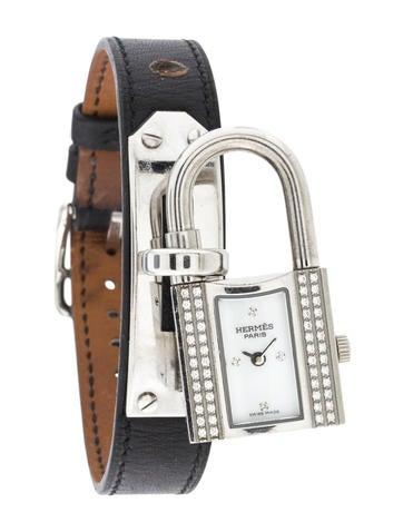 Hermès Diamond Kelly Watch