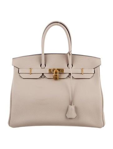 Hermès 2015 Clemence Birkin 35