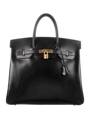 Hermès Box HAC Birkin 36