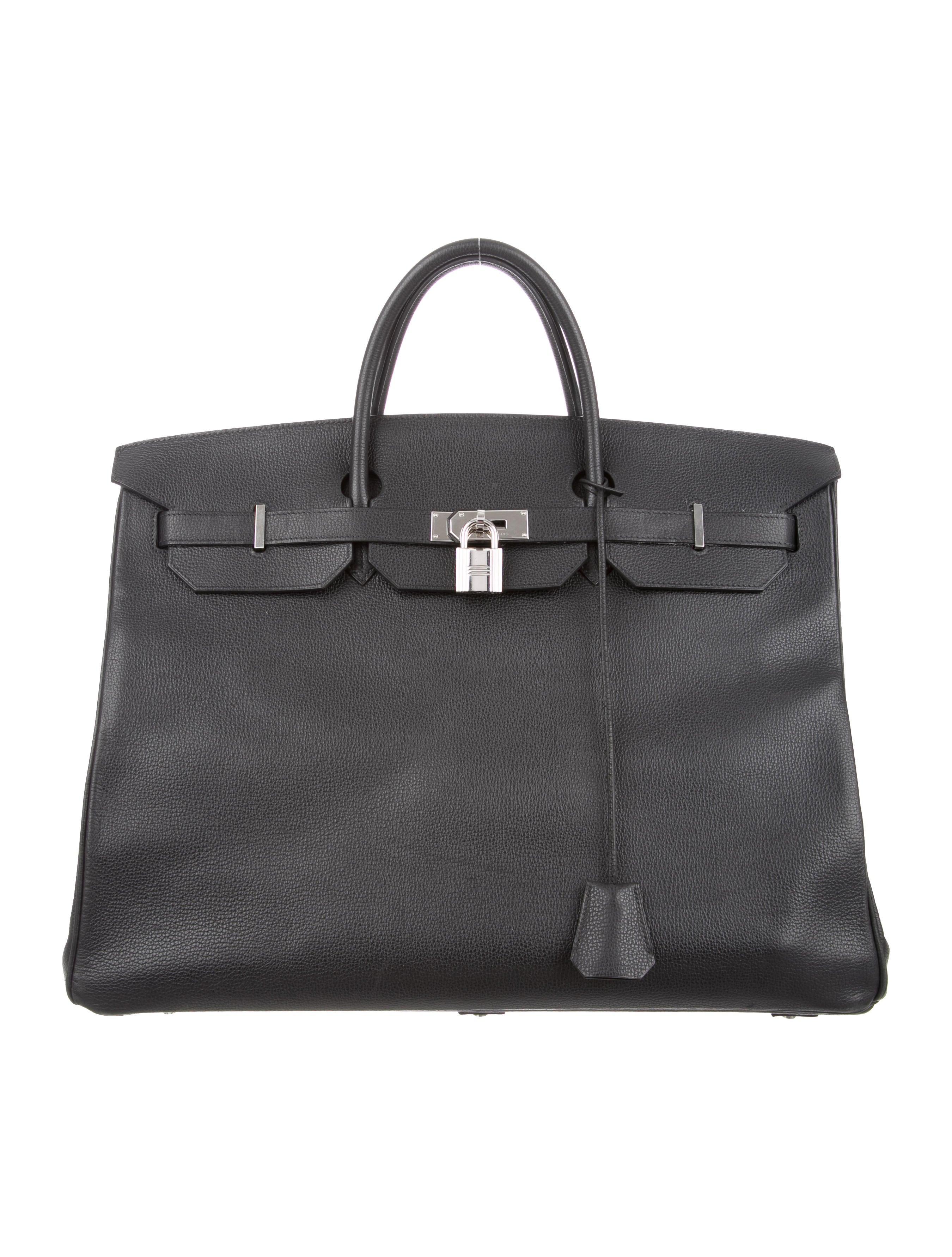 124a3e5c0096 Hermès Travel Birkin 50 - Bags - HER88538