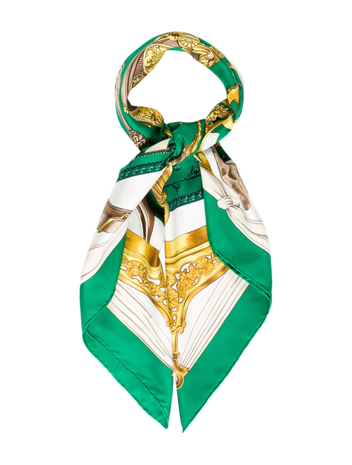 herm 232 s etriers silk scarf accessories her88671 the