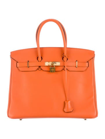 Hermès Swift Birkin 35