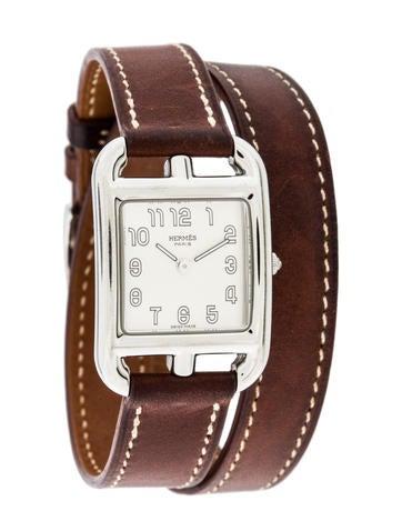 Hermès Cape Cod Double Tour Watch