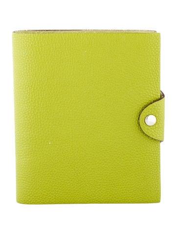 Hermès Ulysse PM Notebook Cover