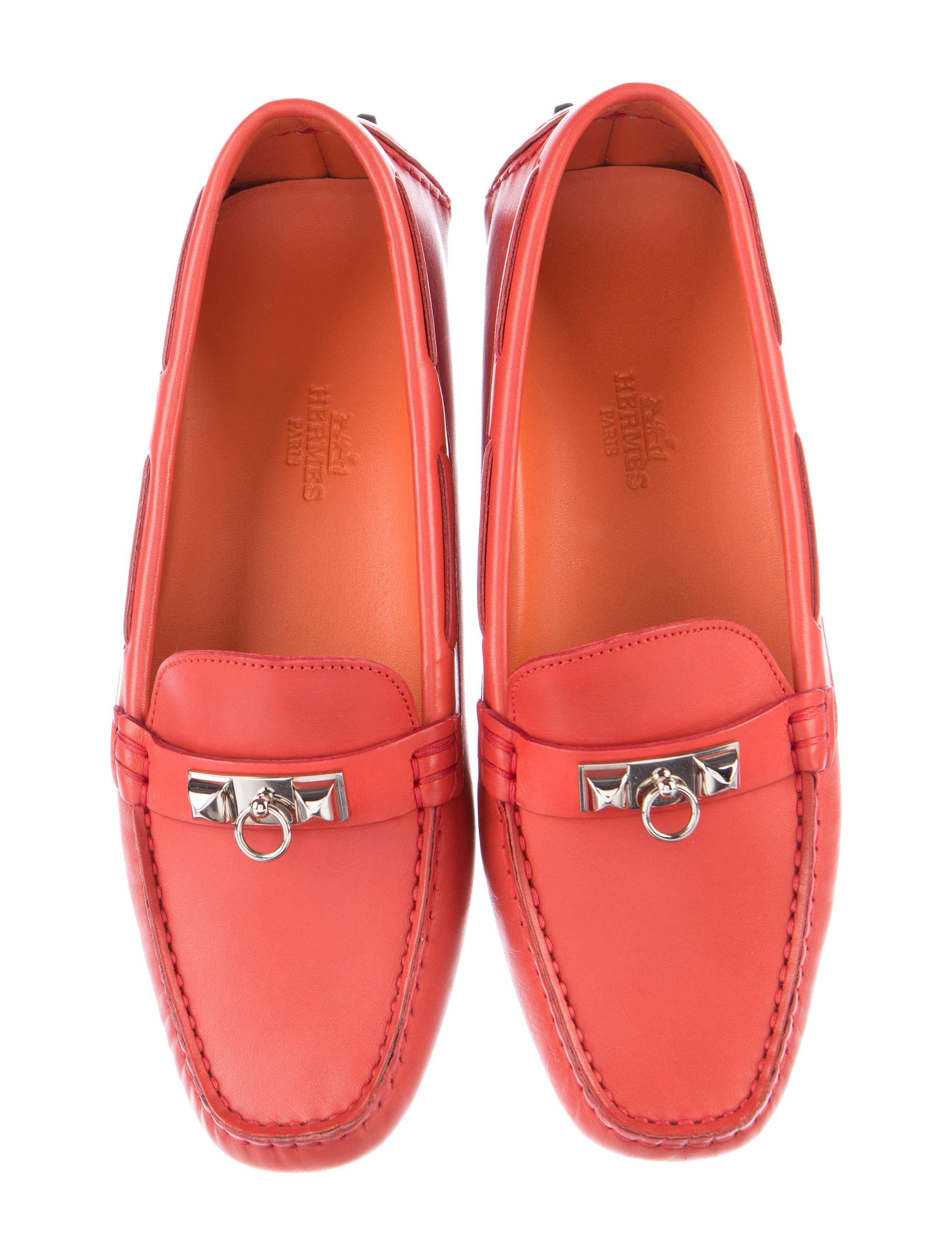 Hermu00e8s Irving Driving Loafers - Shoes - HER89790 | The ...